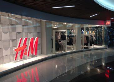 Теперь официально: в «Гринвиче» навсегда закрылся магазин H&M