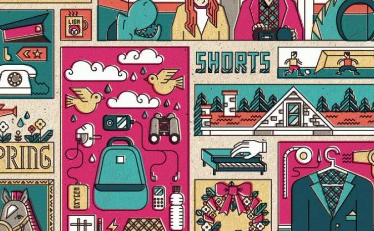 Программа фестиваля короткометражного кино «Kinematic Shorts — 2020»