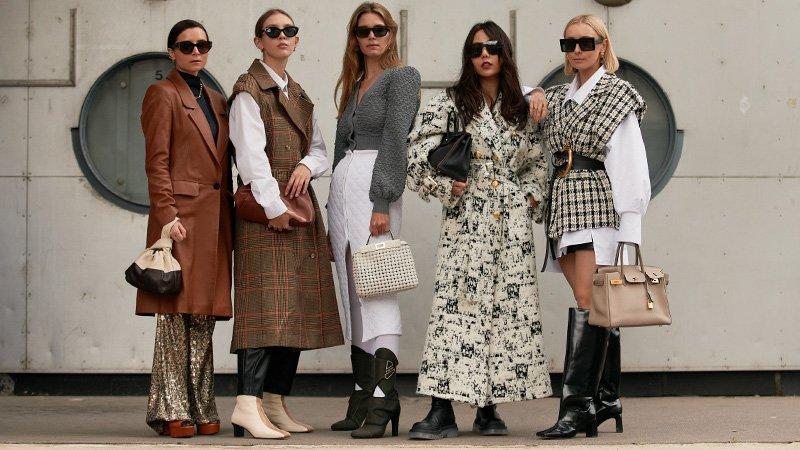 Ключевые тренды 2021 года: одежда и обувь