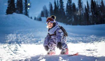 27 декабря в «Меге» откроется снежный парк