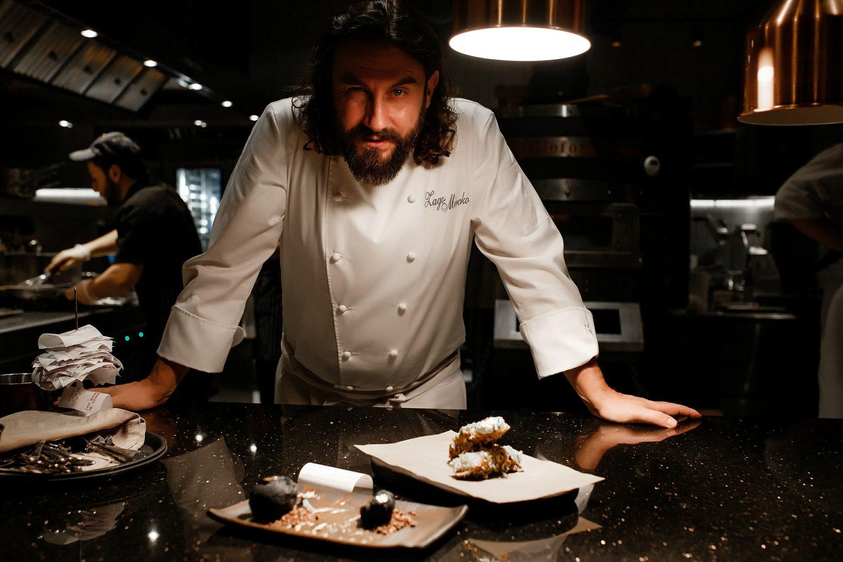 6 декабря в Dong Po будет готовить итальянский шеф-повар Мирко Дзаго