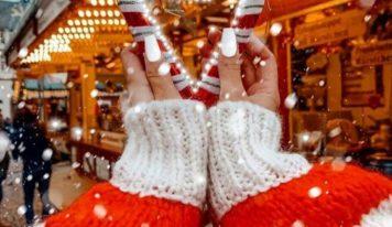 Рождественская ярмарка в «Синара Центре»
