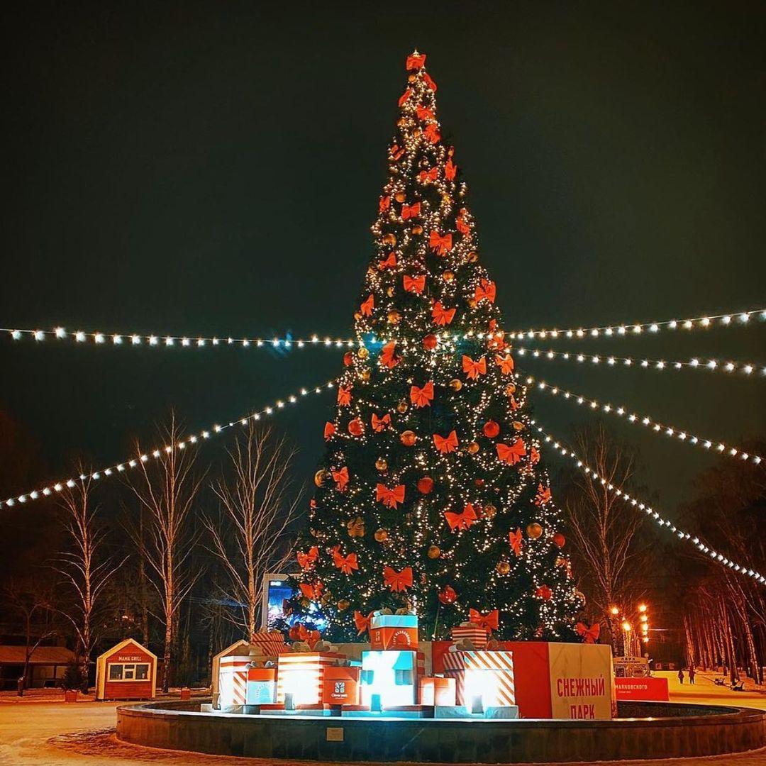 12 декабря в Парке Маяковского откроют новогоднюю ярмарку