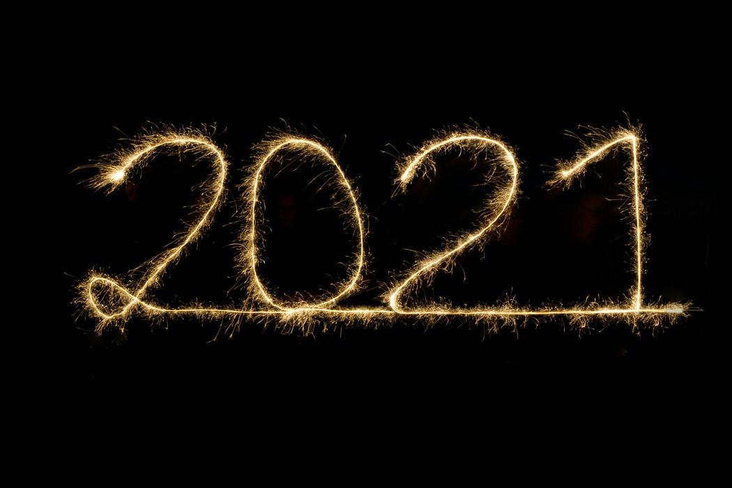 Счастливые символы 2021 года