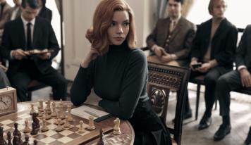 Новая коллекция Prosto jewelry посвящена сериалу «Ход Королевы»