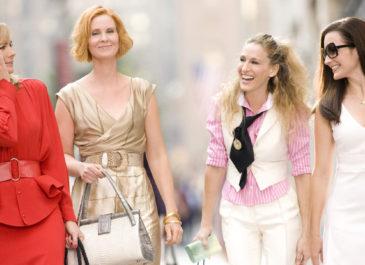 Авторская колонка Лины Никулиной: возвращение «Секса в большом городе»: образы в стиле героинь сериала