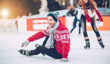 День Студента в парке Маяковского: массовые катания, подарки, музыка