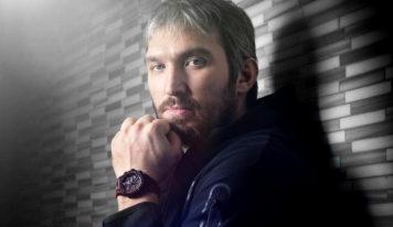 Хоккеист Александр Овечкин вдохновил Hublot на создание лимитированной серии часов