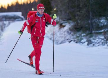 Евгений Белов выступит на чемпионате мира по лыжным видам спорта