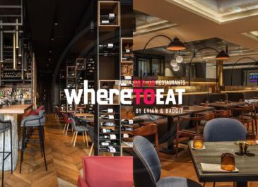В шорт-лист гастропремии Wheretoeat Russia 2021 попали два ресторана Екатеринбурга