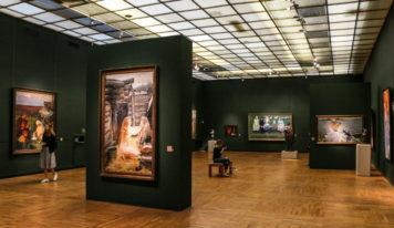Третьяковская галерея оцифровала 2000 произведений искусства из собрания музея