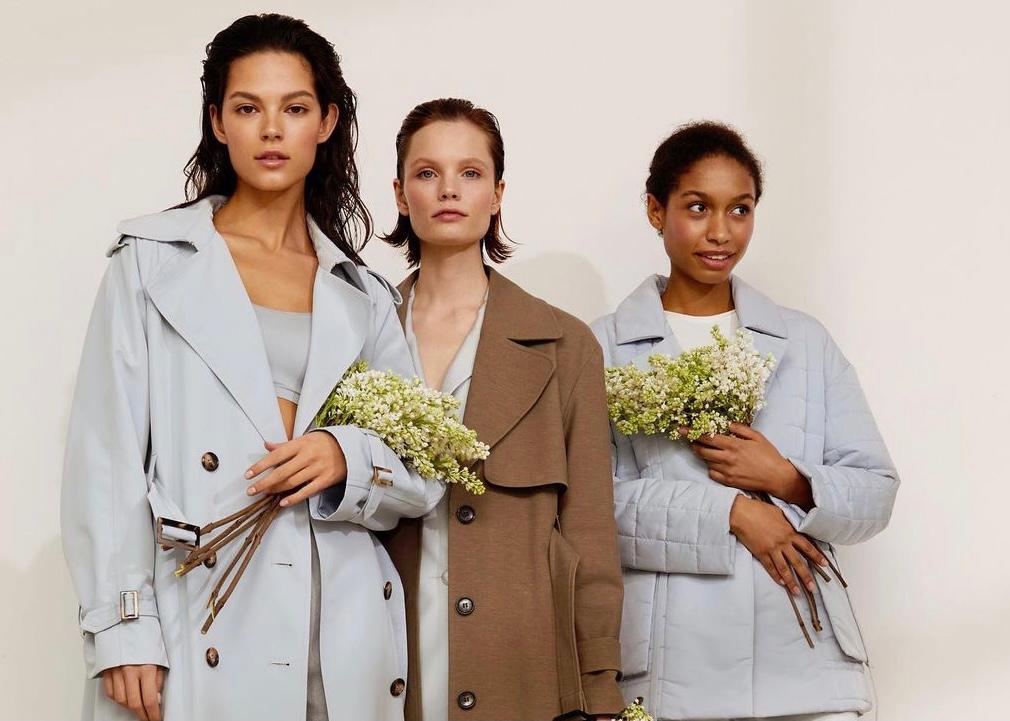 Плащ-кимоно, корсет-икона, «сливочное» пальто: капсулы в преддверии весны