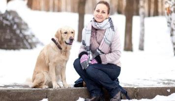 В Екатеринбурге ищут волонтеров в проект по терапии с животными