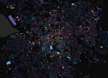 Узнай стиль и возраст дома: в сети появилась карта зданий Екатеринбурга