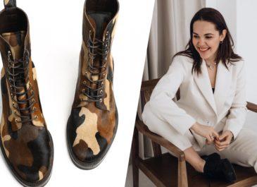 Авторская колонка Марины Братановой: 5 вариантов яркой весенней обуви с акцентом