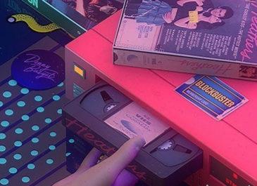 Сервис проката видеомагнитофонов и кассет запустили в Екатеринбурге
