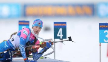 Светлана Миронова выступит на 8-м этапе Кубка мира по биатлону