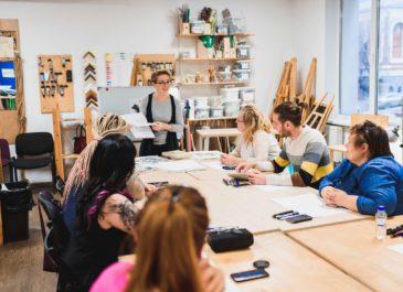 Коворкинг и пространство для творчества: в Екатеринбурге создадут новый культурный центр
