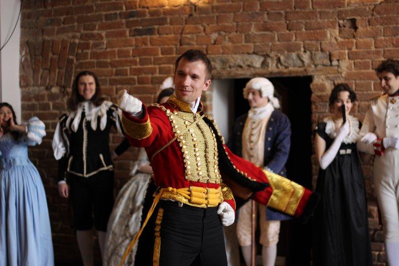 Мужская народная мода, флирт и свадьбы 19 века: семичасовой фестиваль истории в Екатеринбурге