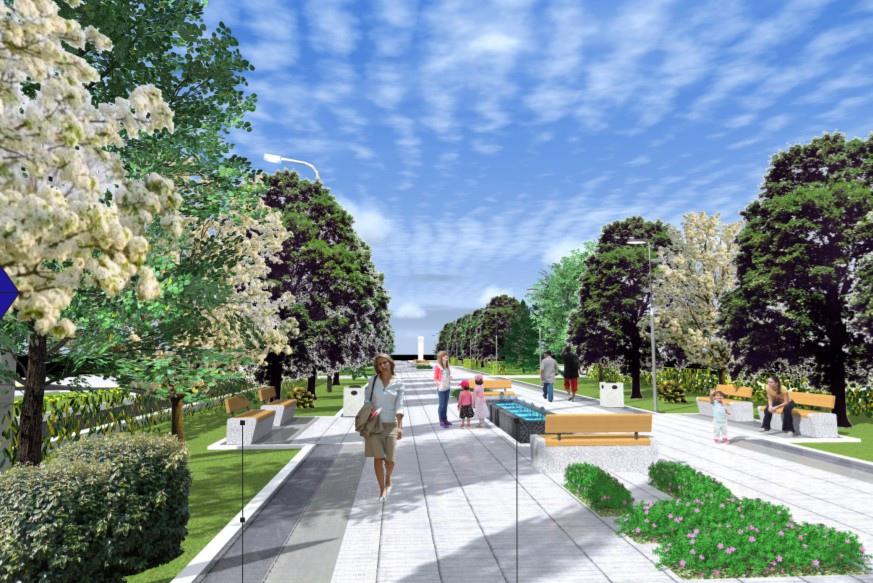 Уютная зона для прогулок: архитекторы представили проект реставрации Банковского переулка