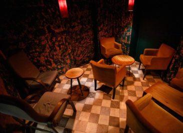 Секретное место: в Екатеринбурге открылся бар для интровертов в подвале дома