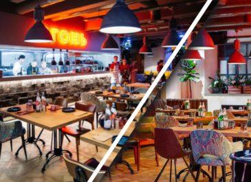 В «Гринвиче» три новых ресторана: «Авокадокедавра», «Агонь», Pinzeria by Bontempi