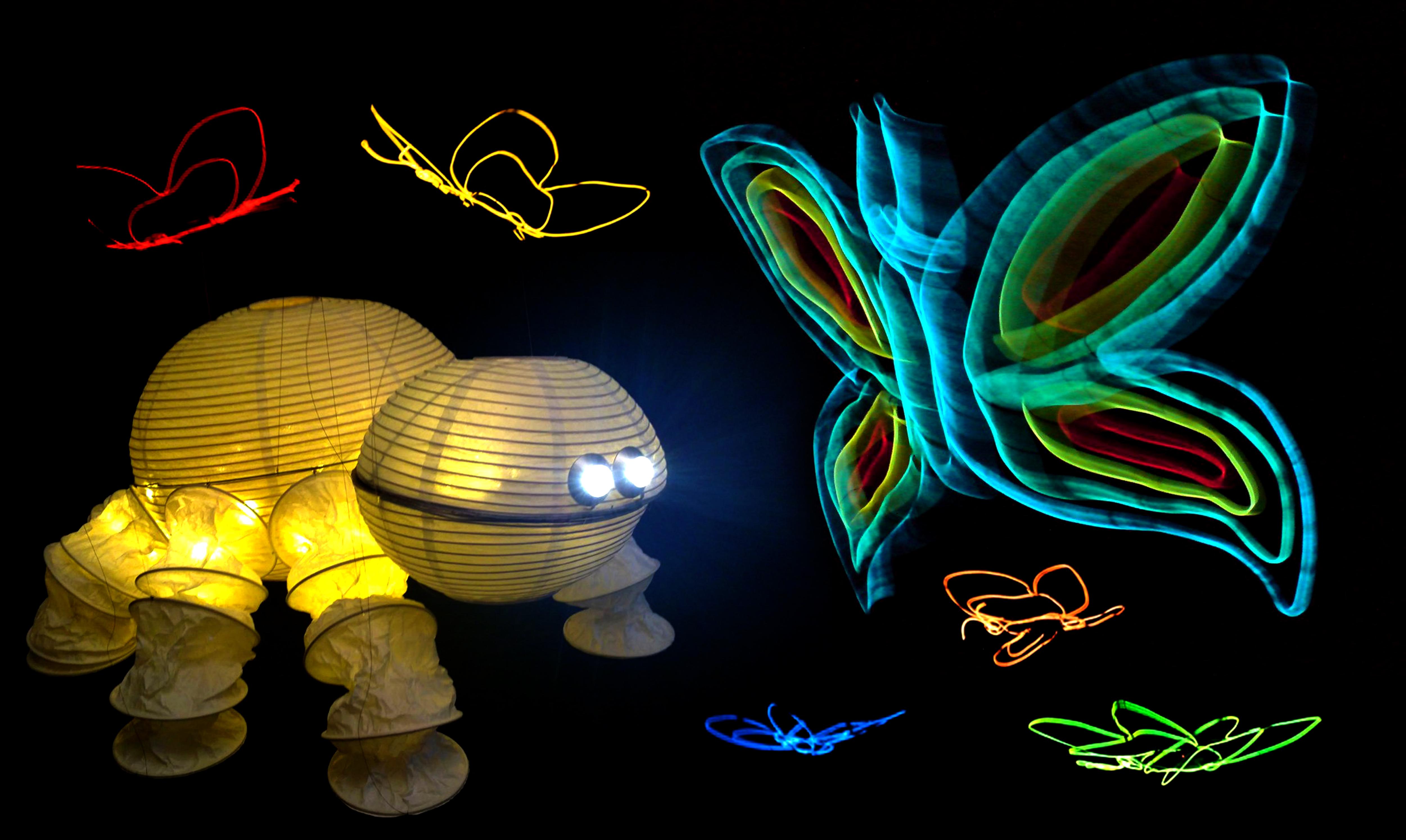 Инновационное шоу гигантских световых кукол пройдет в «Синара Центре»