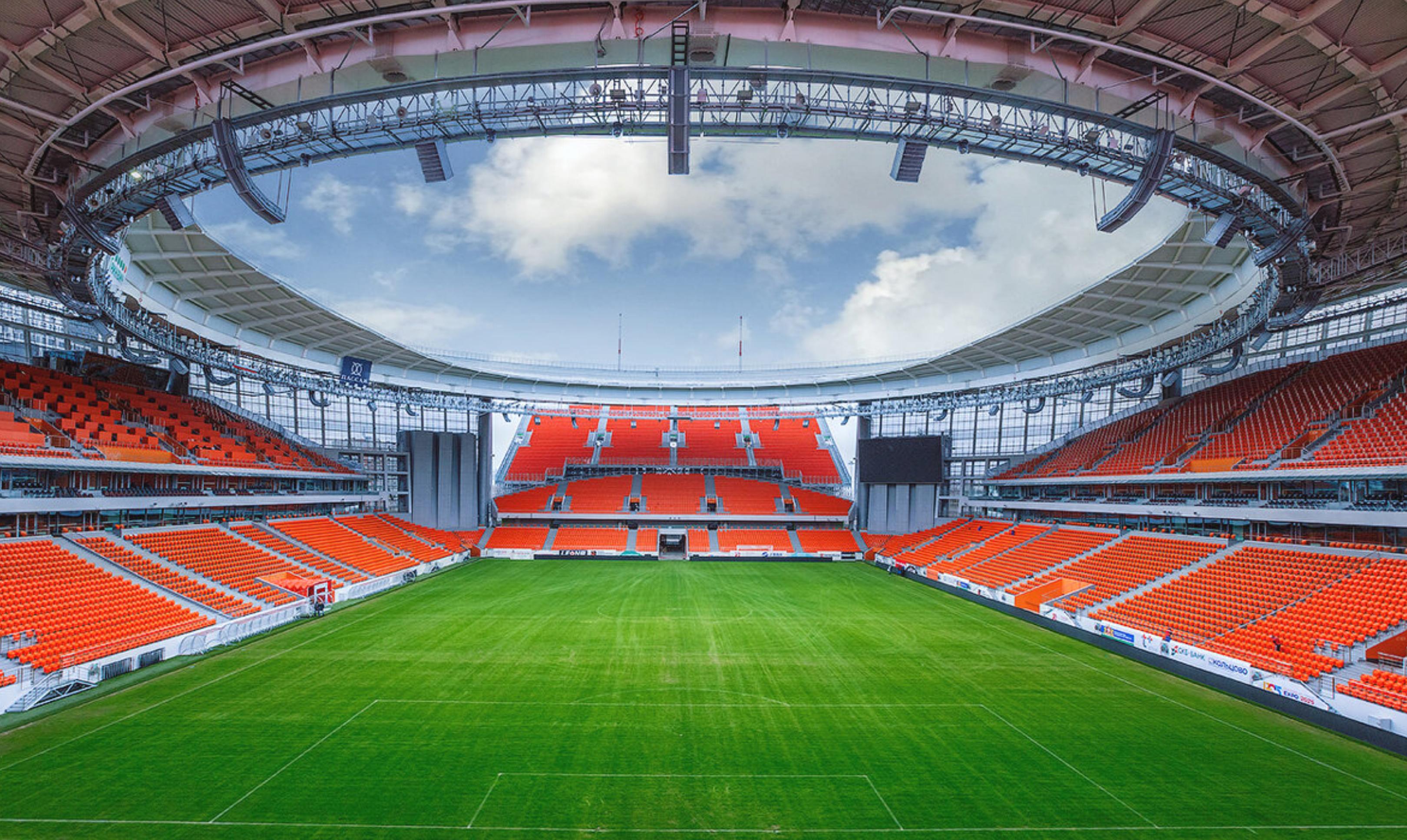 На территории стадиона «Екатеринбург-Арена» откроется Музей спорта