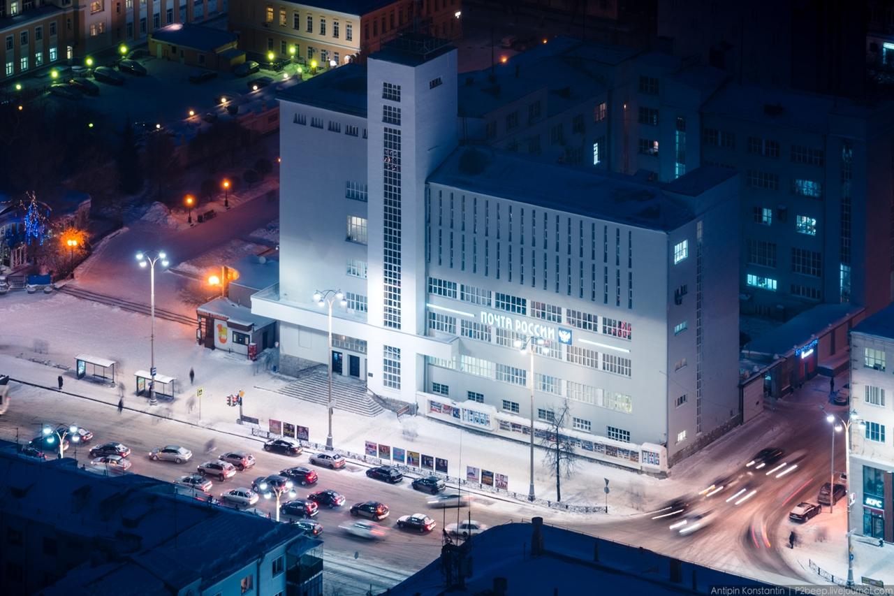 Главпочтамт признан объектом культурного наследия: здание ждет реставрация