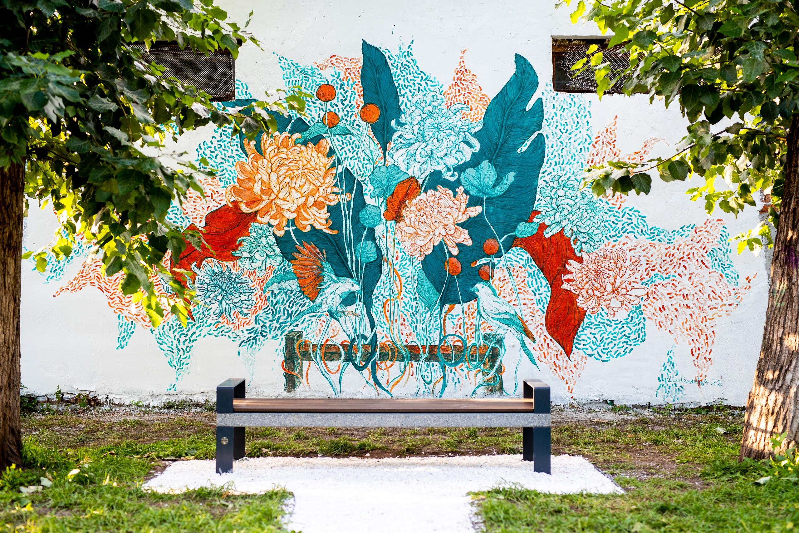 «Стенограффия» объявила набор художников: организаторы ждут новые идеи
