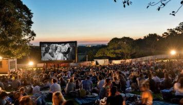 На «Ночи музеев» покажут фильм под открытым небом и винтажную кинотехнику