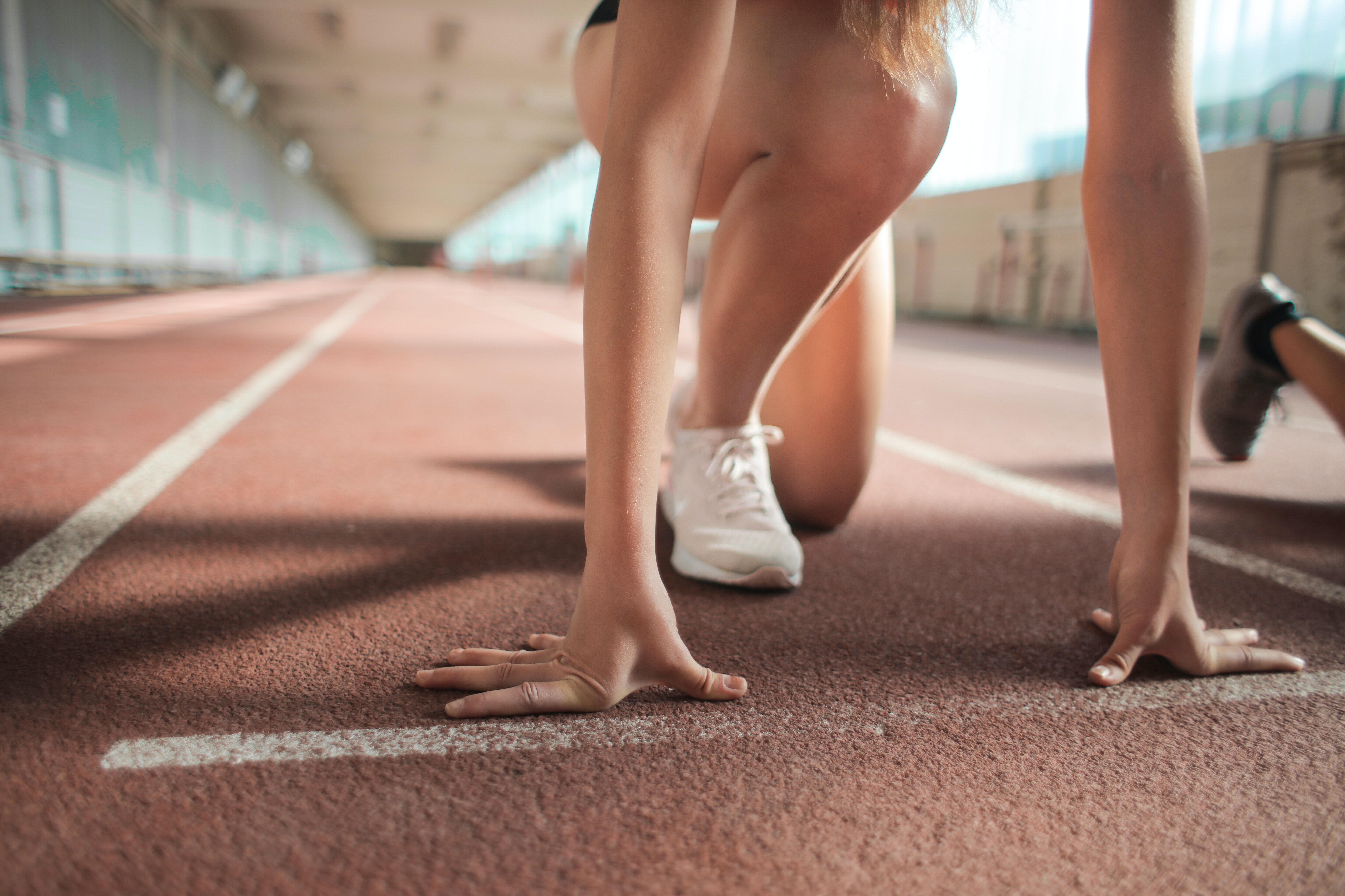 Плейлист для бега от мастера спорта по легкой атлетике