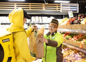 «Яндекс» запустил в Екатеринбурге экспресс-доставку продуктов