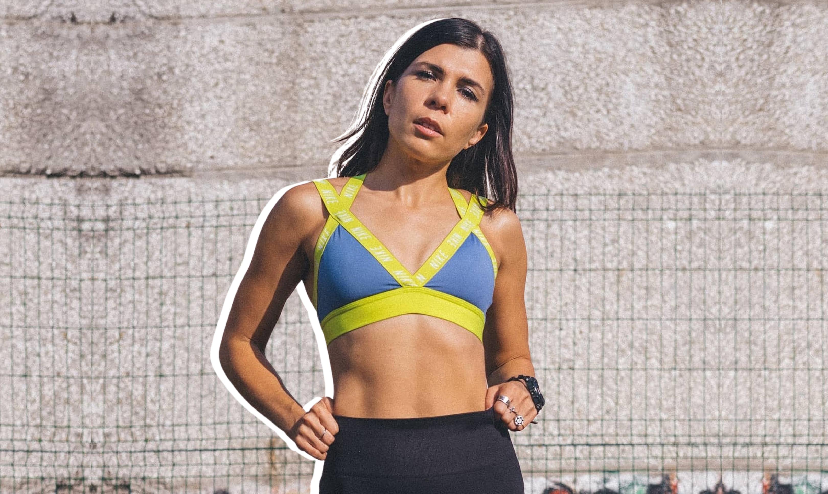 Наталья Ставрова: бегаешь как девчонка