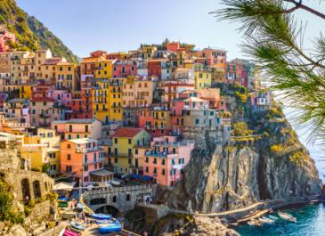 Bellissima: скоро нас пустят отдыхать в Италию