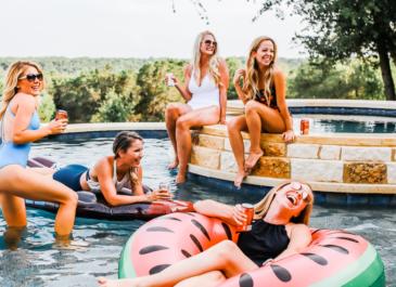 Плейлист для летних вечеринок
