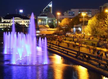 Плейлист для романтических прогулок по ночному городу