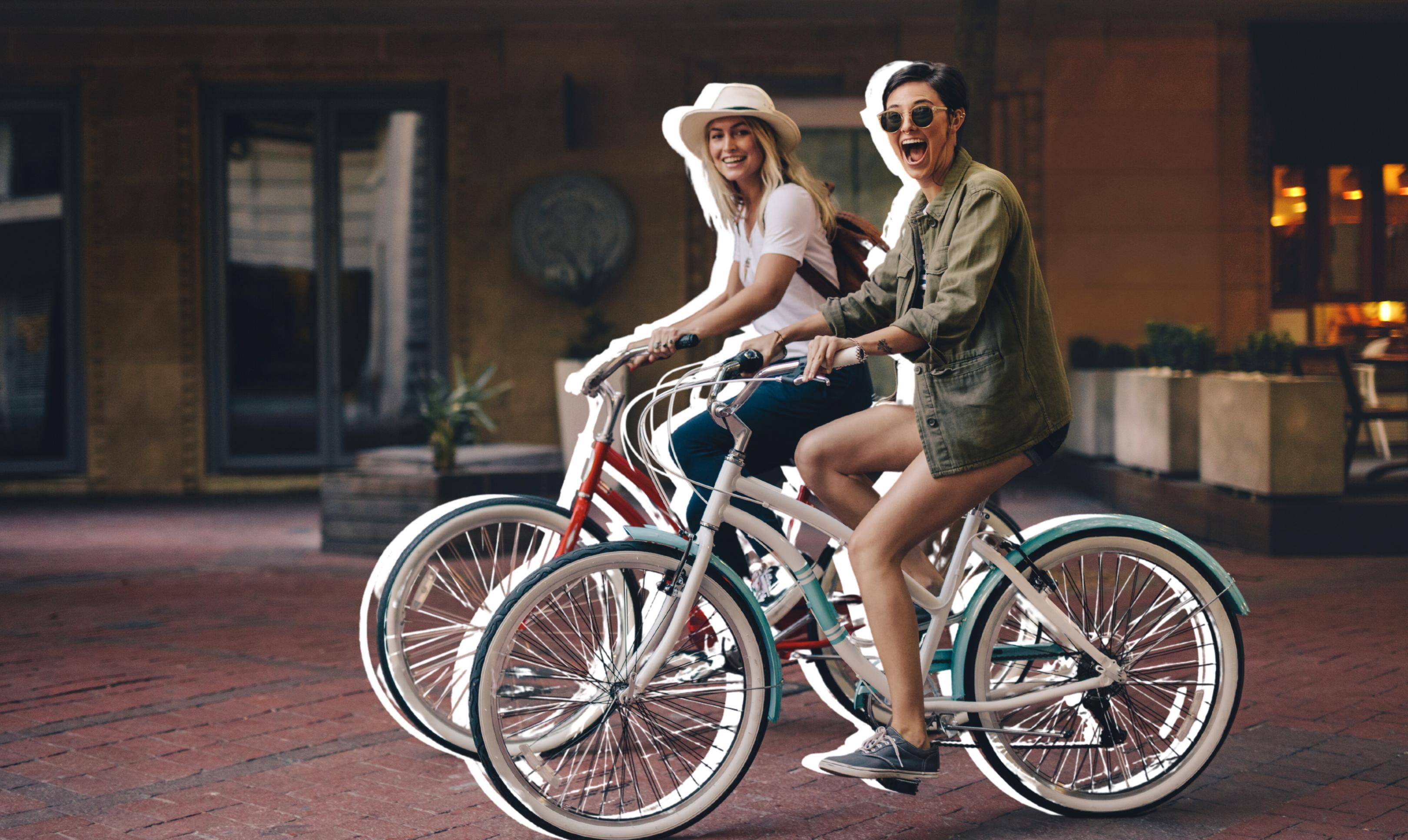 Тур по музеям можно будет совершить на велосипедах