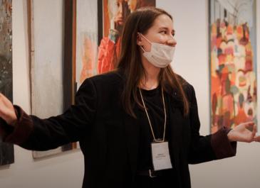 Завтра в галерее «Синара Арт» стартуют медиаторские экскурсии