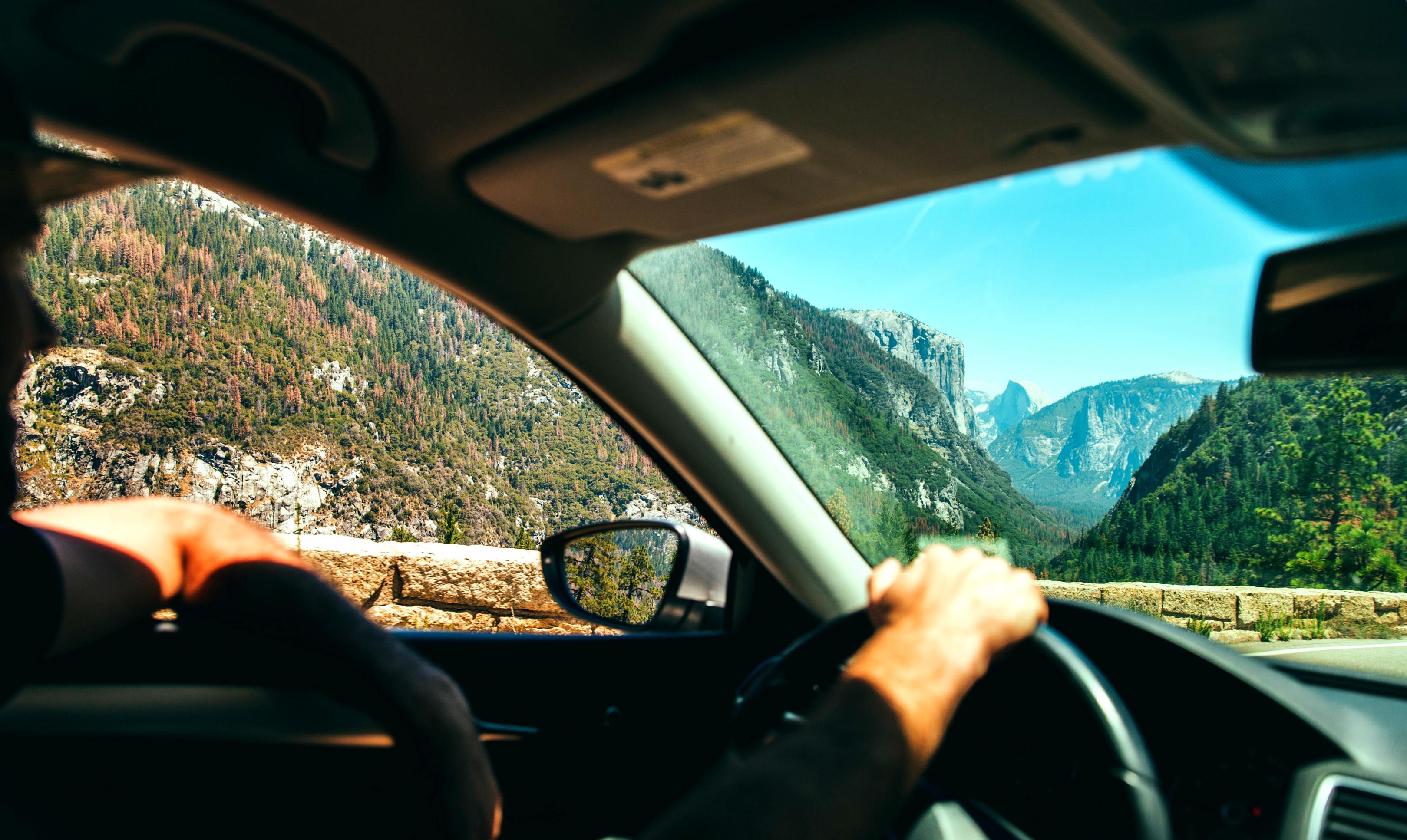 Плейлист для автомобильных путешествий