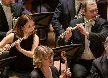 Юбилейные концерты Свердловской филармонии