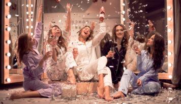 Плейлист для пижамной вечеринки