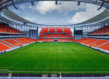 Завтра на стадионе «Екатеринбург-Арена» откроется фан-зона