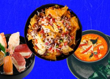 Нам красиво: провокационная эстетика мексиканского ресторана, китайского стритфуда и японской раменной