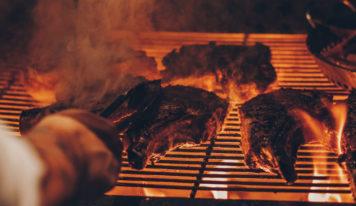 Мясо в центре: в выходные пройдет фестиваль барбекю