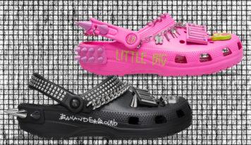 Little Big x Crocs появятся в продаже со следующей недели