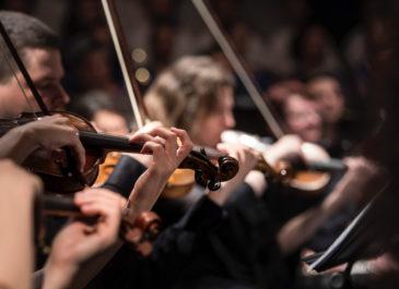 Завтра в Ельцин Центре пройдет концерт «Прекрасная музыка. Выпуск 4»