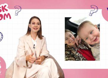 ASK MOM с Аленой Ереминой