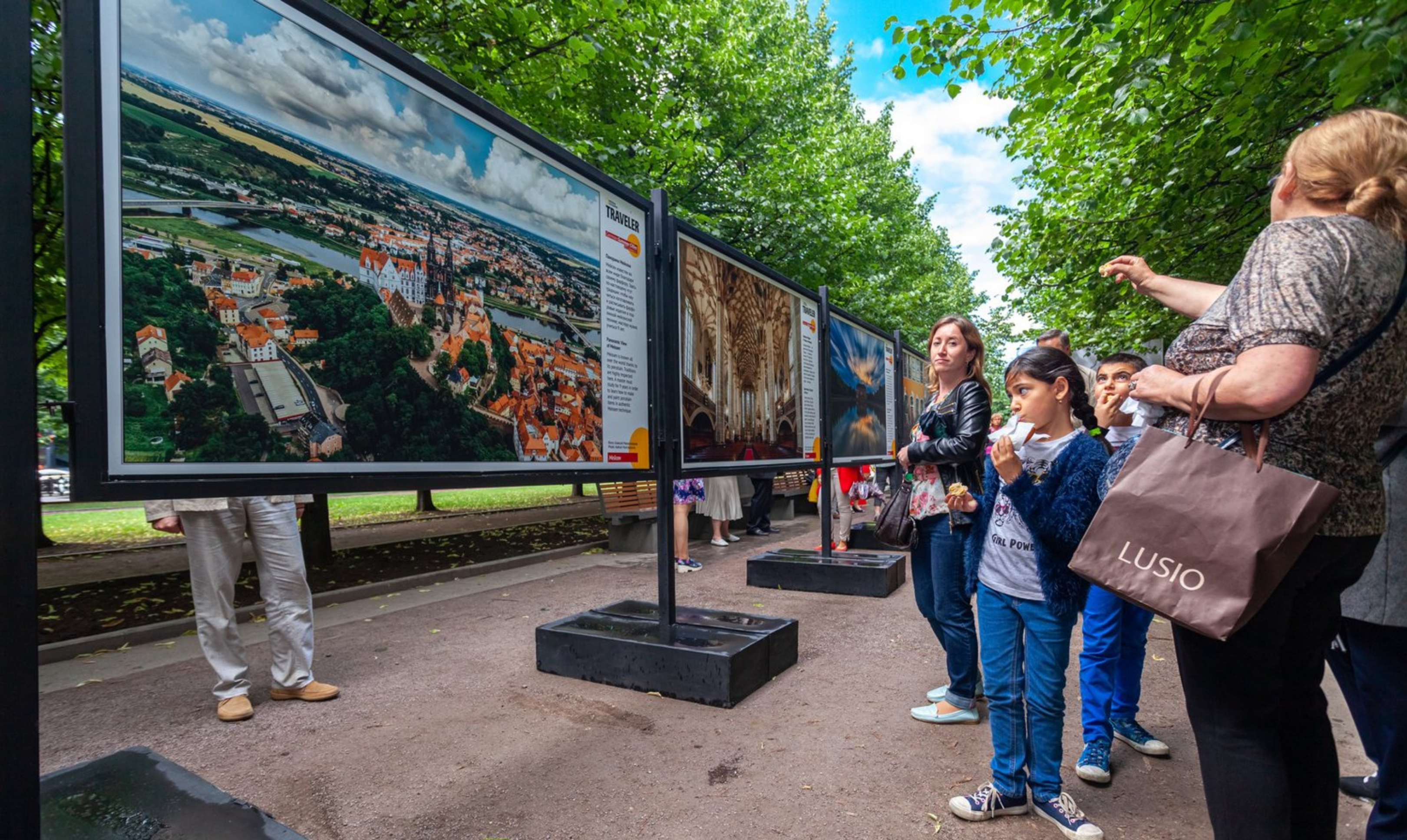 В Екатеринбурге откроется фотовыставка под открытым небом, посвященная Саксонии