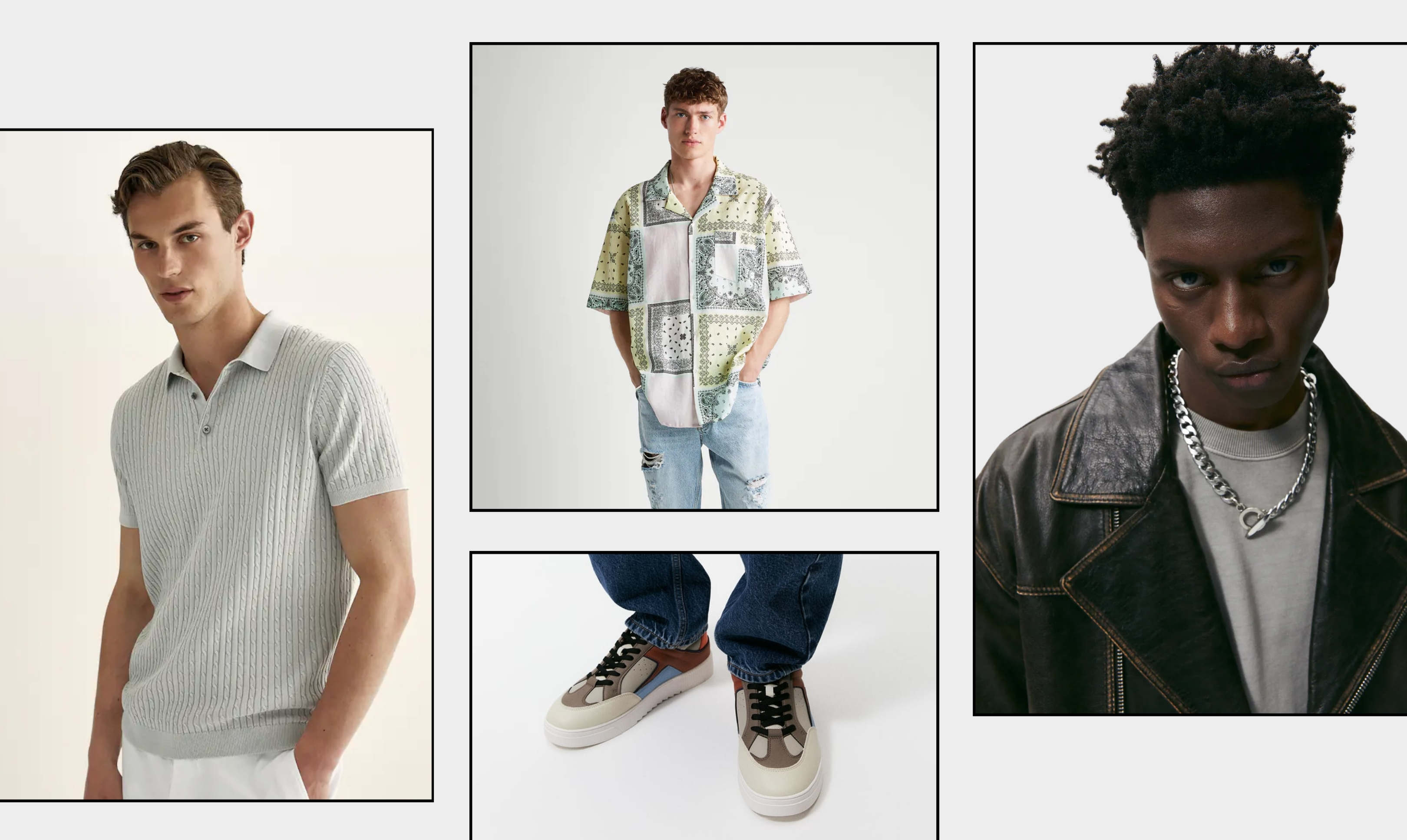 Стильные мужские образы: авторская колонка Марины Братановой